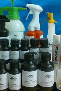 Hobby Chrome Spray Set 500